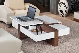 image of best modern lift top coffee table