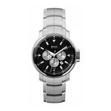 men s hugo boss chronograph bracelet watch £359 10 1512109 hugo boss 1512109