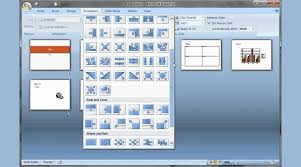 Design For Powerpoint 2007 Microsoft Powerpoint 2007 Pt 1 Add Slide Pictures Sound Video