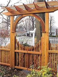 Small Picture 707 best Fences Gates Arbors Pergolas Other Garden Structures