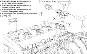 how to change fuel tank pressure sensor on 2008 ford escape fixya 026888e gif