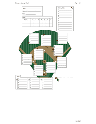 Baseball Charts Printable Fill Defensive Lineup Card Download Blank Or Editable