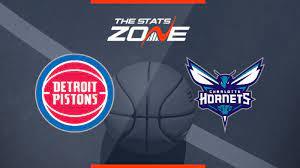 2020-21 NBA – Detroit Pistons ...