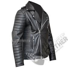 mens leather biker jackets style fashion style photo gallery