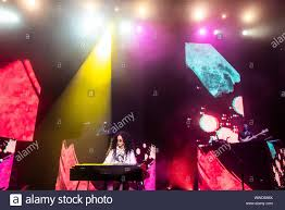 Lights On Festival 2019 H E R Performs At Lights On Festival At Concord Pavilion On
