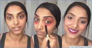 how to cover dark circles under eyes with makeup use a red dark circles under best