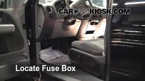 ford f150 fuse box location ford wiring diagrams online