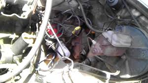1986 f150 ignition and carb replace youtube 1986 ford f150 turns over but wont start at Diagram Of 1986 Ford F 150 Truck Automatic