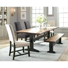 ashley furniture glass dining table dining tables inspiring furniture round