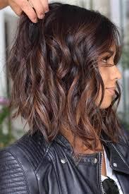 Coiffure Cheveux Mi Long Femme 2019