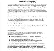 ANNOTATED BIBLIOGRAPHY TEMPLATE MLA annotated Bibliography Template Mla  Svih g   jpg wikiHow