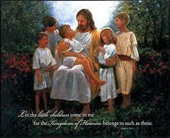 Wallpaper Images Of Jesus With Children ...