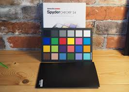 Colour Chart Video Rent Datacolor Spydercheckr24 Colour Checker Chart Video Photo In Snodland