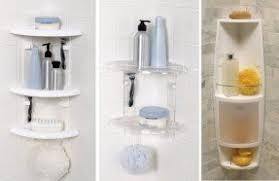 Plastic Corner Shower Shelves Plastic Corner Shower Caddy Foter 4