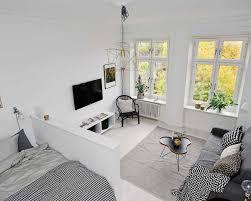 Studio Apartment Furniture  ApartmentDesign For One Room Apartment