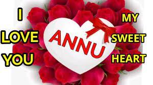Good Morning Annu Name - 1280x720 ...