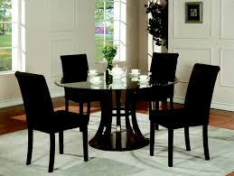 glass top round kitchen table small round glass top kitchen table round glass top