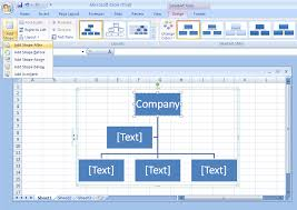 Insert Org Chart In Word Add A Shape To An Organization Chart Organization Chart