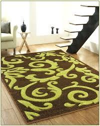 ikea green rug lime designs