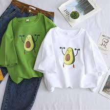 top 10 most popular <b>loose</b> color matching short sleeve <b>t shirt</b> ideas ...