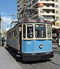 Egypt's Alexandria tram to be upgraded starting 2019