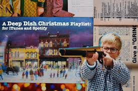 A Deep Dish Christmas Playlist Yuletide Itunes And Spotify