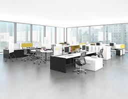 Open Office Layout Design New Antenna Workspaces Knoll
