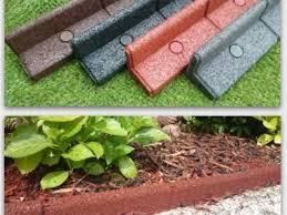 Flexible Garden Edging System