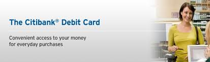 debit cards atm cards option to