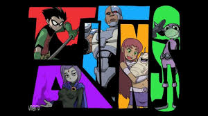 Theme teen titans japan