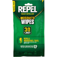 Repel 15-Count Mosquito & Insect Repellent