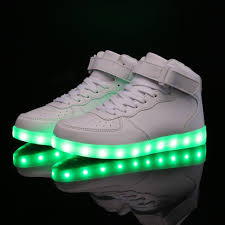 Nike Led Light Up Shoes Pin By Kevin Su On Led Light Up Shoes In 2019 Shoes Kid