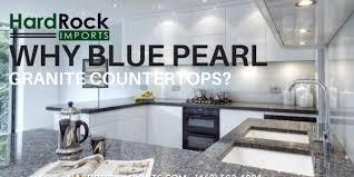 granitekitchen why blue pearl granite countertops in dallas