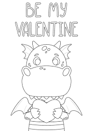 Colored pencils, crayons, or markers are all easy ways to add a splash of color to these printable valentine cards. 70 Free Printable Valentine Cards For 2021