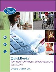 Quickbooks For Not For Profit Organizations Version 2008