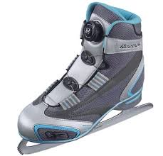 Womens Reebok Boa Ice Skates No More Laces Reebok