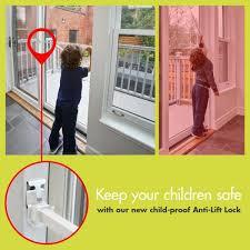 ideal security patio door security bar