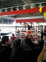 photo of ufc gym fairfax fairfax va united states al iaquinta in