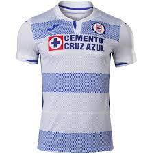 JOMA CRUZ AZUL 2021 AWAY JERSEY WHITE ...