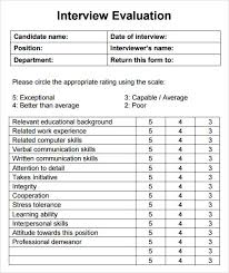 interview assessment form template interviewrecordform 100909015020 phpapp02 thumbnail 4jpgcb1283997073