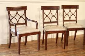 dark mahogany furniture. Dark Mahogany Finished Chairs Shown With Table Furniture