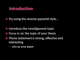 lord of the flies essay tips and examples ppt 4 introduction