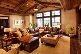 fashionable country living room furniture. Family Room Decorating Ideas Brown Leather | Home Design Fashionable Country Living Furniture