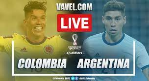 Colombia vs Argentina LIVE Stream and ...