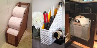 Classroom Magazine Holders Classy 32 Clever Ways To Organize Your Life With Magazine Holders