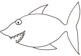 Pesci Da Colorare E Stampare Per Bambini Fredrotgans