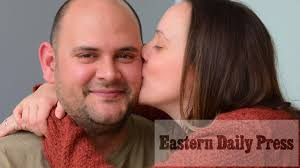 My husband saved my life' - Norwich woman's gratitude to her hero ...