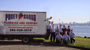 puget sound plumbing. Perfect Sound Puget Sound Plumbing And Heating  Seattle WA 98168 ServiceWhale   Company Profile Throughout