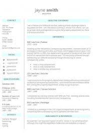 Resume Template Free Word Extraordinary 48 CV templates free to download in Microsoft Word format