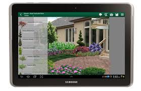 garden design plans app. pro landscape companion - android tablet garden design plans app r